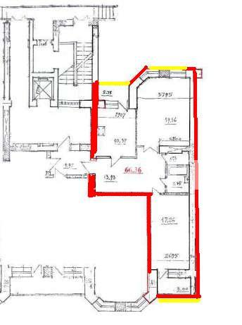 Продается 2-комнатная квартира на ул. Академика Вильямса — 52 000 у.е.