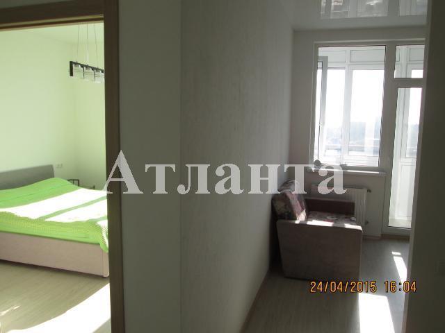 Продается 1-комнатная квартира в новострое на ул. Люстдорфская Дорога — 47 000 у.е. (фото №2)