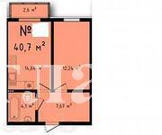 Продается 1-комнатная квартира в новострое на ул. Либкнехта Карла — 28 000 у.е. (фото №2)