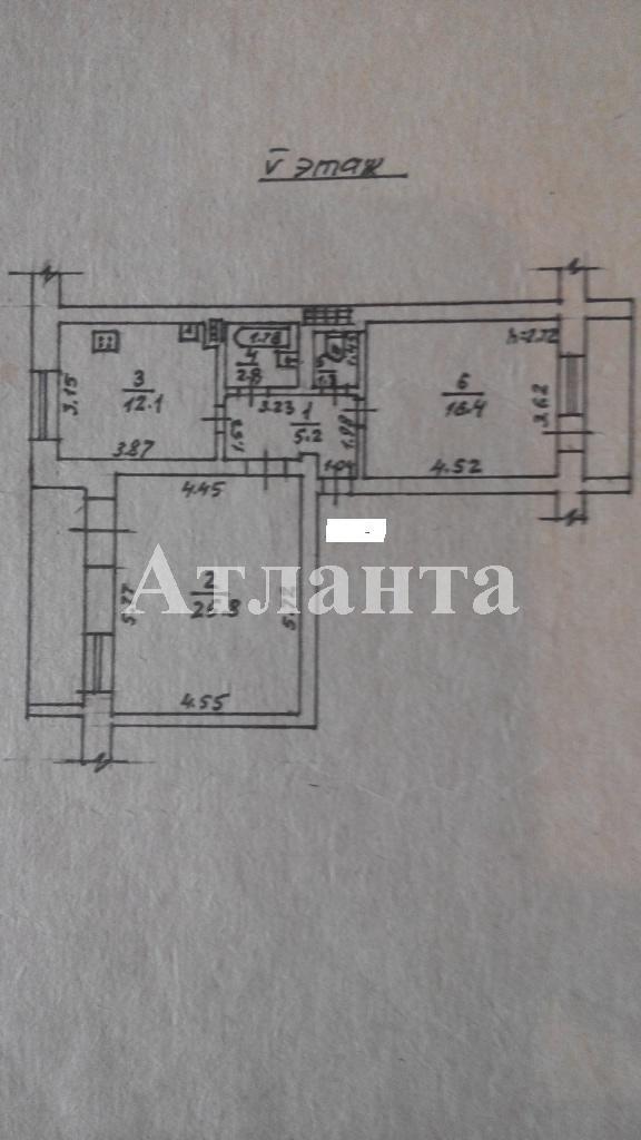 Продается 2-комнатная квартира на ул. Базарная — 95 000 у.е. (фото №5)