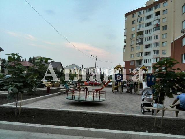 Продается 1-комнатная квартира в новострое на ул. Радужный 1 М-Н — 31 000 у.е. (фото №2)