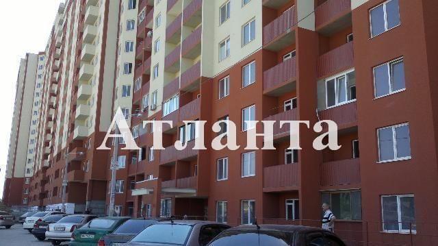 Продается 1-комнатная квартира в новострое на ул. Радужный 1 М-Н — 33 500 у.е.