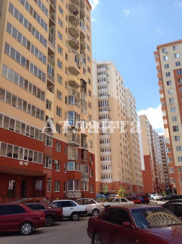 Продается 1-комнатная квартира в новострое на ул. Радужный 1 М-Н — 33 500 у.е. (фото №2)