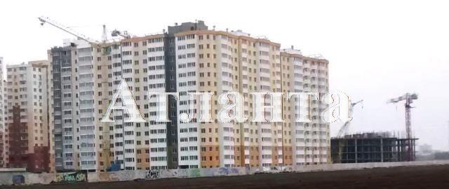 Продается 1-комнатная квартира в новострое на ул. Радужный 2 М-Н — 21 800 у.е.