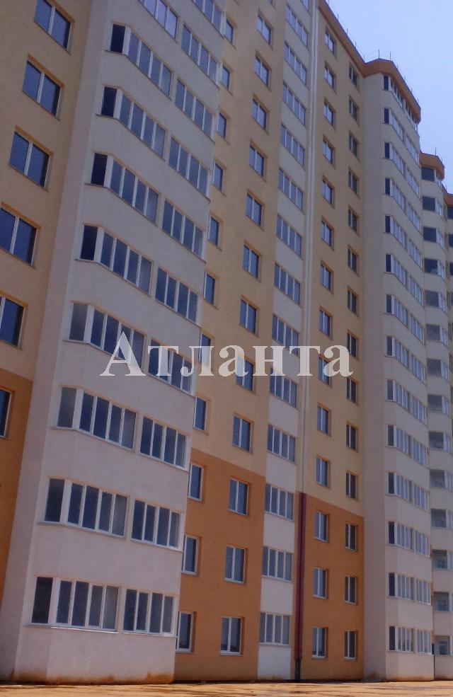 Продается 1-комнатная квартира в новострое на ул. Радужный 2 М-Н — 24 120 у.е.