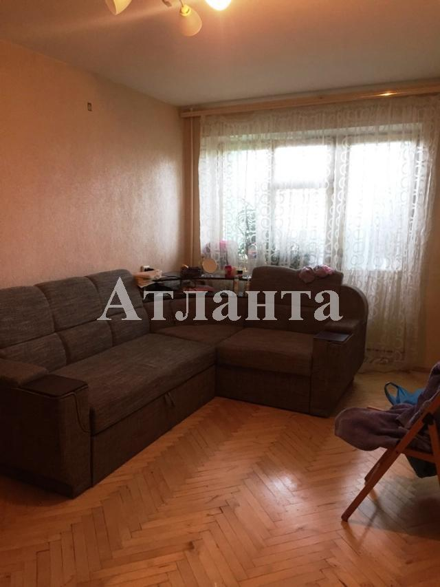 Продается 2-комнатная квартира на ул. Бреуса — 33 000 у.е.