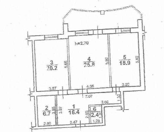 Продается 2-комнатная квартира на ул. Авдеева-Черноморского — 130 000 у.е. (фото №8)
