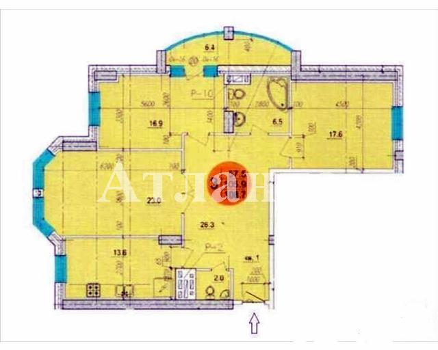 Продается 3-комнатная квартира в новострое на ул. Маршала Говорова — 89 000 у.е. (фото №4)