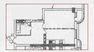 Продается 1-комнатная квартира на ул. Березовая — 44 000 у.е.