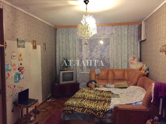Продается 3-комнатная квартира на ул. Люстдорфская Дорога — 40 000 у.е.