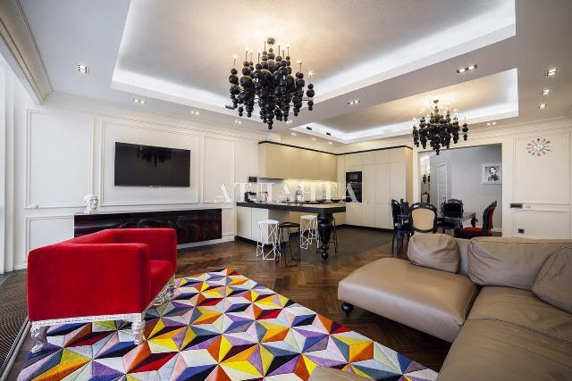 Продается 3-комнатная квартира на ул. Гагаринское Плато — 450 000 у.е.