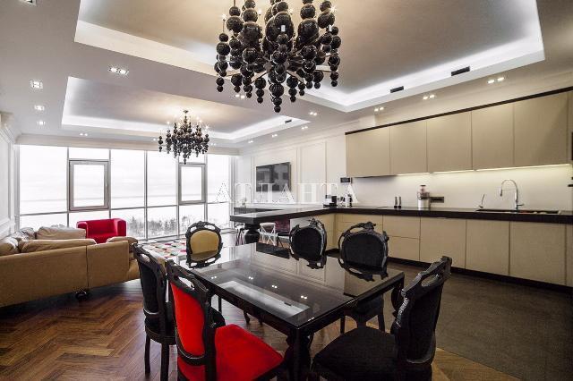 Продается 3-комнатная квартира на ул. Гагаринское Плато — 450 000 у.е. (фото №2)