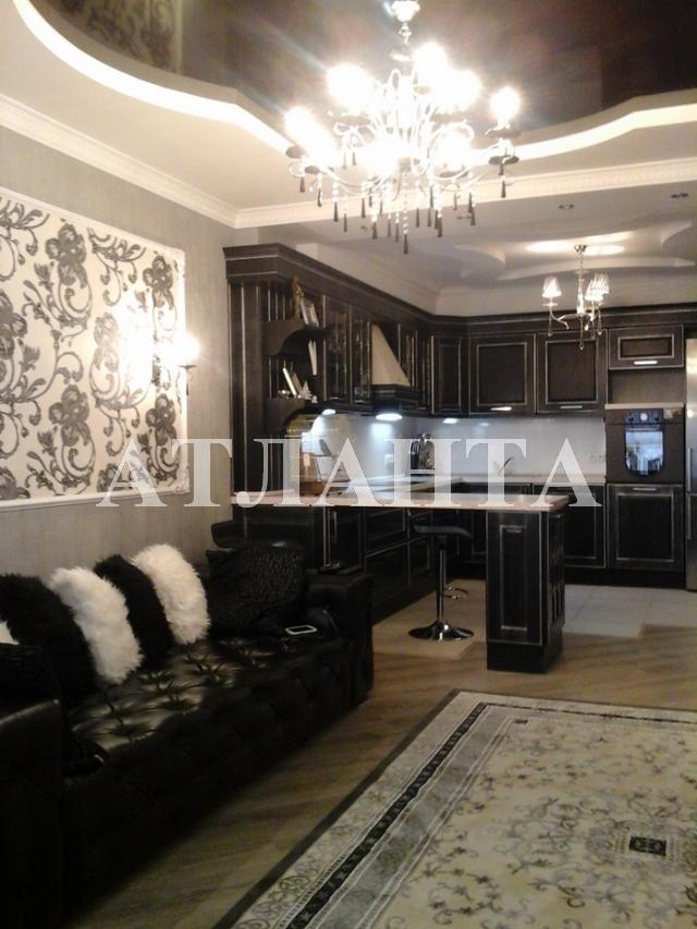 Продается 3-комнатная квартира в новострое на ул. Академика Глушко — 170 000 у.е. (фото №2)