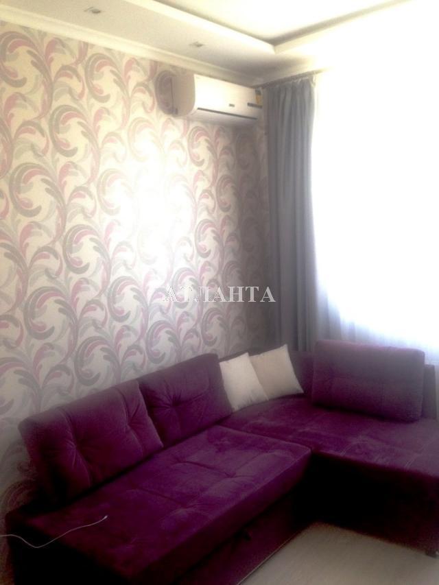 Продается 1-комнатная квартира в новострое на ул. Жемчужная — 46 000 у.е. (фото №2)