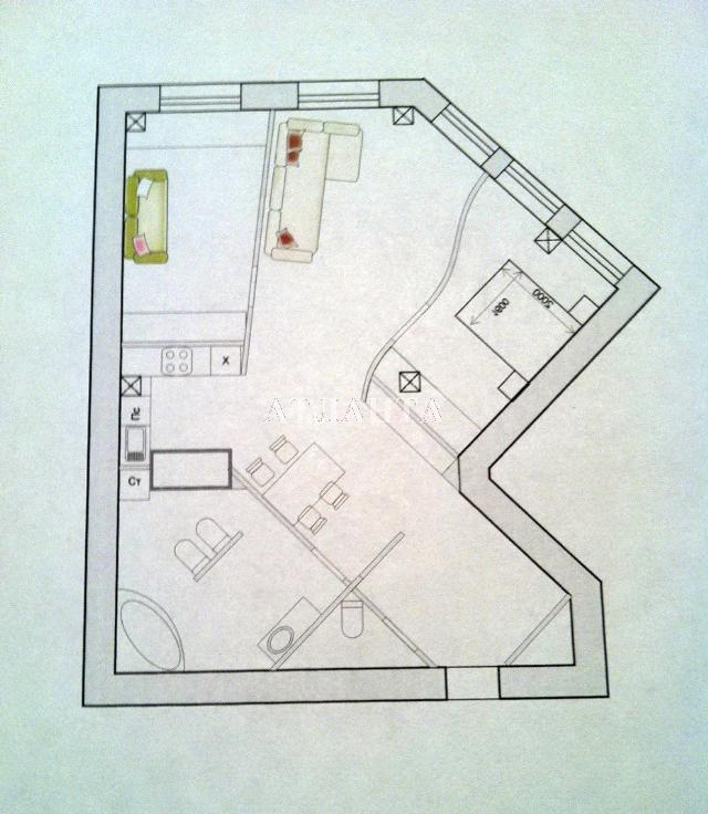 Продается 3-комнатная квартира на ул. Макаренко — 58 000 у.е. (фото №5)