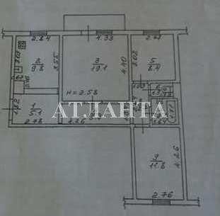Продается 3-комнатная квартира на ул. Академика Королева — 48 500 у.е. (фото №8)