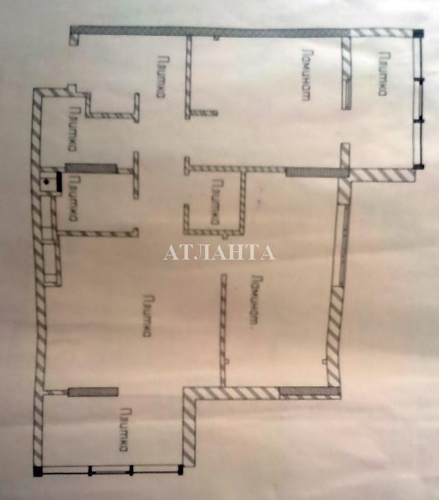 Продается 2-комнатная квартира на ул. Жемчужная — 77 500 у.е. (фото №14)