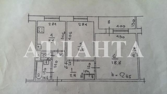 Продается 2-комнатная квартира на ул. Маршала Жукова — 39 000 у.е. (фото №11)