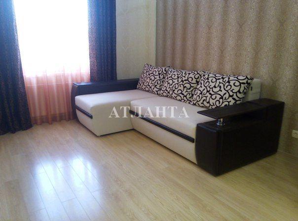 Продается 1-комнатная квартира в новострое на ул. Радужный М-Н — 43 000 у.е.