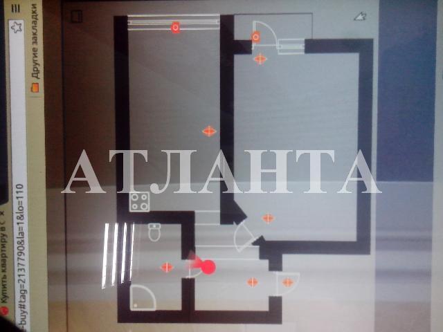 Продается 1-комнатная квартира в новострое на ул. Жемчужная — 55 000 у.е. (фото №12)