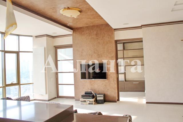 Продается 4-комнатная квартира в новострое на ул. Генуэзская — 1 300 000 у.е. (фото №4)