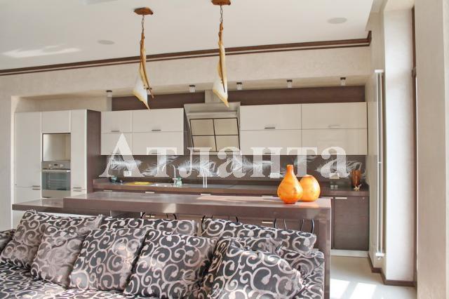 Продается 4-комнатная квартира в новострое на ул. Генуэзская — 1 300 000 у.е. (фото №7)