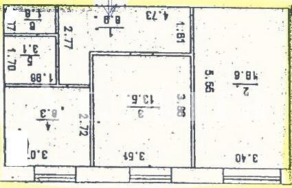 Продается 2-комнатная квартира в новострое на ул. Коралловая — 51 300 у.е. (фото №2)