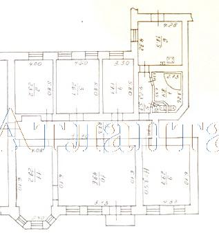 Продается 5-комнатная квартира на ул. Коблевская — 280 000 у.е. (фото №14)
