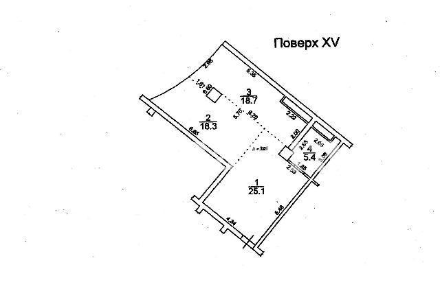 Продается 2-комнатная квартира в новострое на ул. Генуэзская — 80 000 у.е. (фото №11)