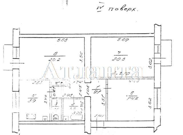 Продается 3-комнатная квартира на ул. Проспект Шевченко — 175 000 у.е. (фото №16)