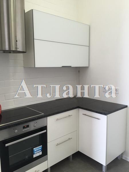 Продается 2-комнатная квартира в новострое на ул. Аркадиевский Пер. — 160 000 у.е. (фото №11)