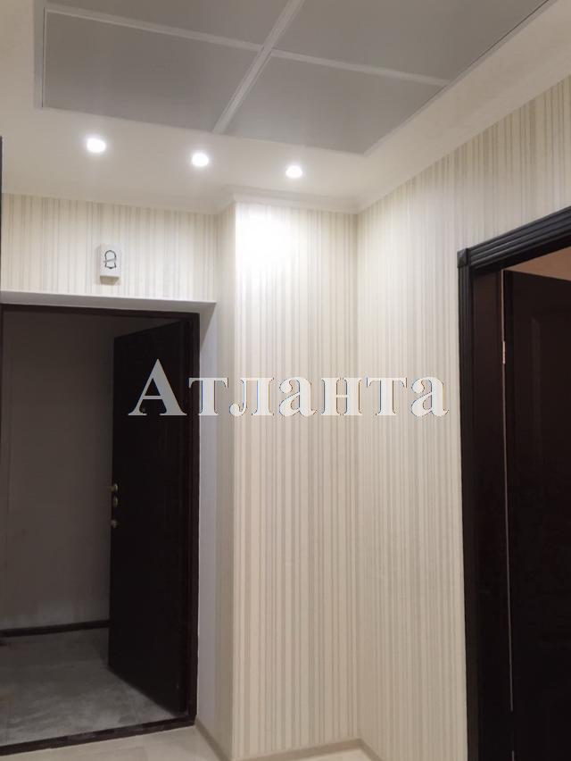 Продается 1-комнатная квартира в новострое на ул. Малиновского Марш. — 52 000 у.е. (фото №4)