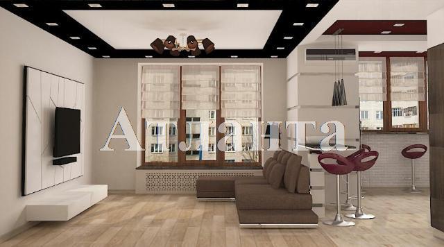 Продается 3-комнатная квартира в новострое на ул. Маршала Говорова — 127 000 у.е. (фото №2)