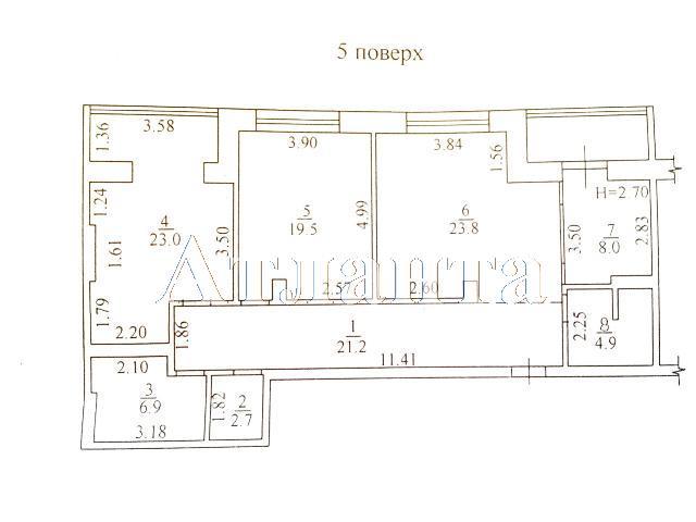 Продается 3-комнатная квартира в новострое на ул. Маршала Говорова — 127 000 у.е. (фото №3)