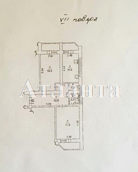 Продается 2-комнатная квартира в новострое на ул. Академика Вильямса — 82 000 у.е. (фото №10)