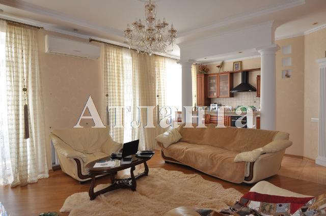 Продается 3-комнатная квартира на ул. Педагогический Пер. — 155 000 у.е. (фото №2)