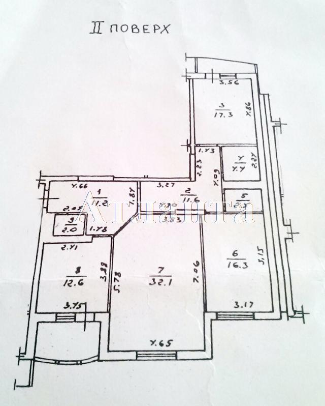 Продается 3-комнатная квартира на ул. Фонтанская Дор. — 170 000 у.е. (фото №7)