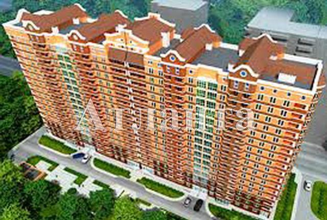 Продается 1-комнатная квартира в новострое на ул. Дюковская — 38 000 у.е. (фото №2)