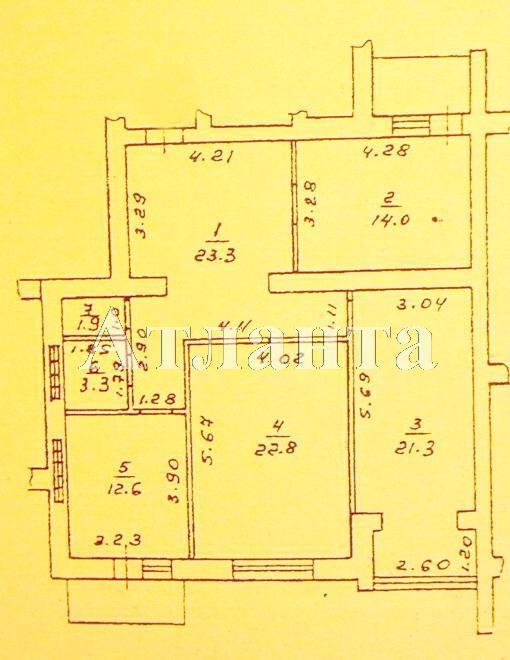 Продается 3-комнатная квартира в новострое на ул. Бреуса — 135 000 у.е. (фото №10)