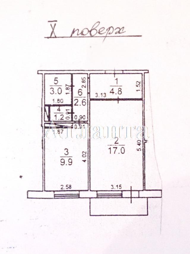 Продается 1-комнатная квартира в новострое на ул. Сахарова — 38 000 у.е. (фото №12)