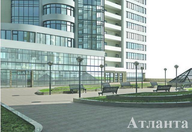 Продается 3-комнатная квартира в новострое на ул. Гагаринское Плато — 75 000 у.е. (фото №2)