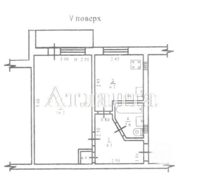 Продается 1-комнатная квартира на ул. Героев Пограничников — 27 000 у.е. (фото №7)