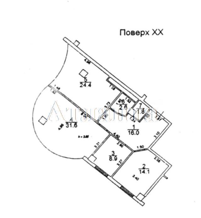 Продается 3-комнатная квартира на ул. Генуэзская — 165 000 у.е. (фото №13)