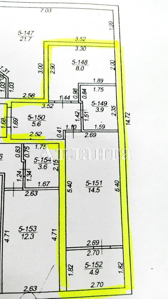 Продается 1-комнатная квартира на ул. Горная — 23 000 у.е. (фото №10)