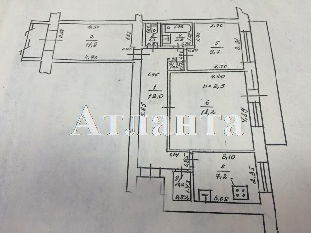 Продается 3-комнатная квартира на ул. Посмитного — 65 000 у.е. (фото №8)