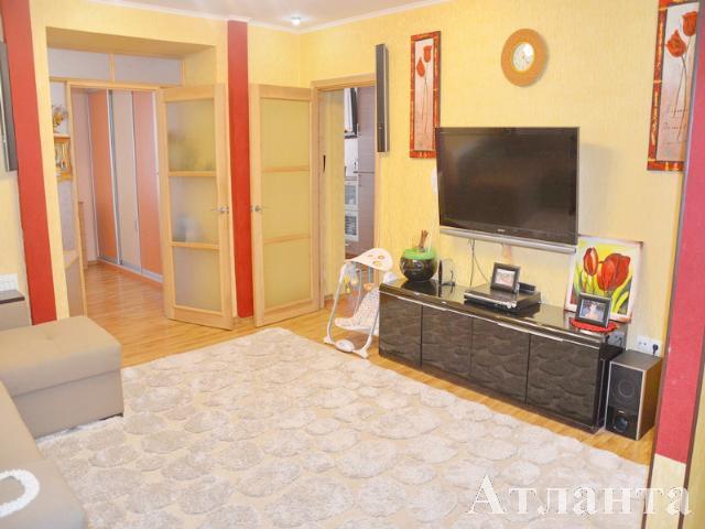 Продается 2-комнатная квартира на ул. Аркадиевский Пер. — 85 000 у.е. (фото №2)