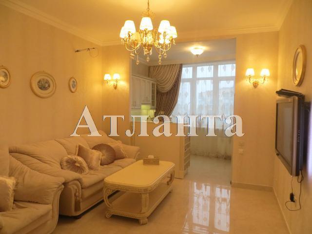 Продается 1-комнатная квартира в новострое на ул. Аркадиевский Пер. — 100 000 у.е. (фото №2)