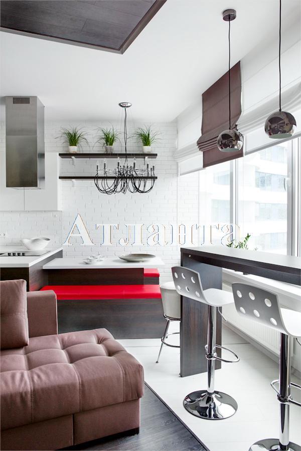 Продается 1-комнатная квартира на ул. Литературная — 165 000 у.е. (фото №3)