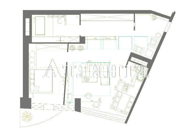 Продается 1-комнатная квартира на ул. Литературная — 165 000 у.е. (фото №14)