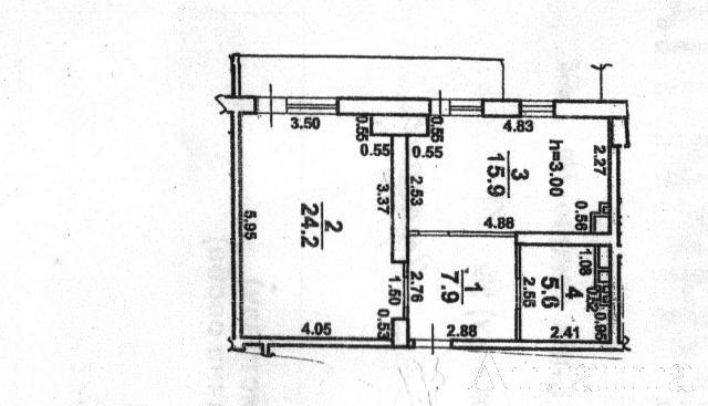 Продается 1-комнатная квартира на ул. Отрадная — 150 000 у.е.